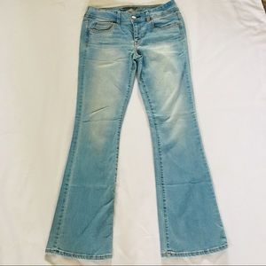 American Eagle Outfitters Kick Boot Jeans Size 10